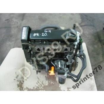 VW GOLF 4 IV, BORA 2,0 8V Двигатель APK
