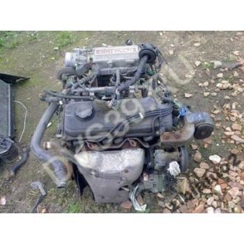 HYUNDAI PONY 1.5 94r Двигатель