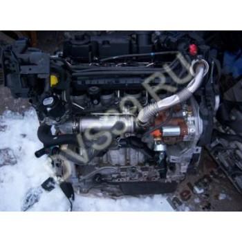 2009r Двигатель Ford Fiesta 1.4 TDCI 1,4 1.4tdci