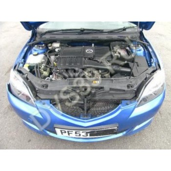 Двигатель 1.6cc MAZDA3 , MAZDA 3 26 TYS MIL