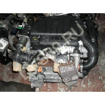 245. Двигатель - PEUGEOT 207 1.6 HDI 90 KM