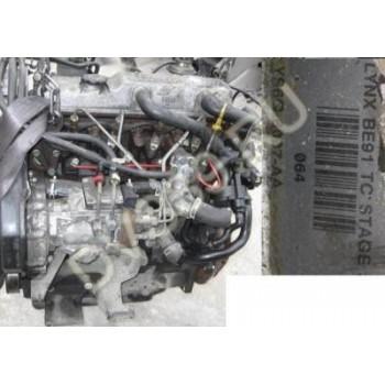 FOCUS FIESTA CONECCT Двигатель 1.8 TDDI ENDURA DI