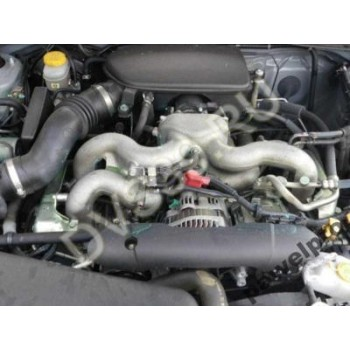 SUBARU IMPREZA FORESTER LEGACY Двигатель 2.0