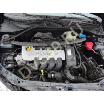 Renault kango clio II thalia Двигатель 1.2 16V