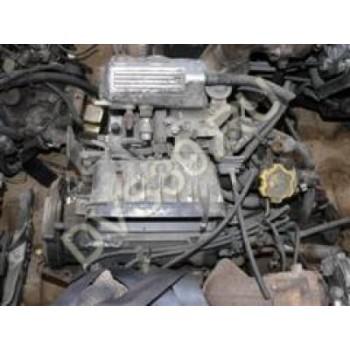 Двигатель  Subaru Justy 1.0 E 1994-97 r.