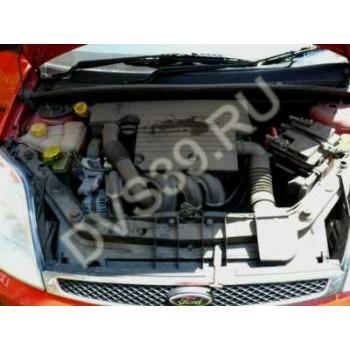 FIESTA 2004 MK6 1.4 16V - Двигатель