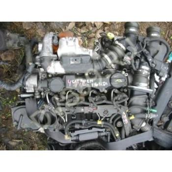 PEUGEOT 407 308 partner 09r Двигатель 1.6 HDI 110KM