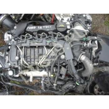 PEUGEOT 307 308 partner 09r Двигатель 1.6 HDI 90KM