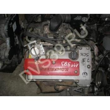 Двигатель MERCEDES SLK KOMPRESOR 2.3 111983