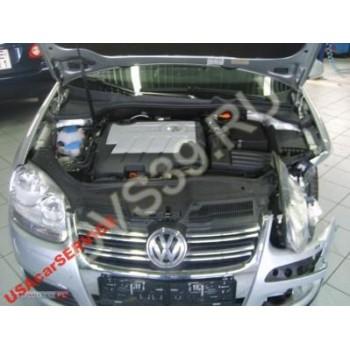 Двигатель VW JETTA 2.0 TDI 140KM