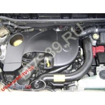 Двигатель NISSAN NOTE 1.5 DCI