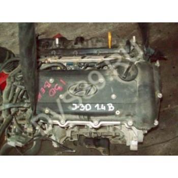 Двигатель  HYUNDAI I30 1.4 Бензин