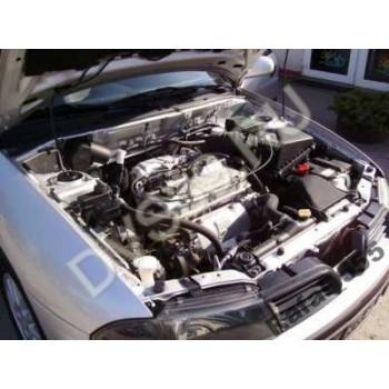 MITSUBISHI CARISMA  Двигатель 1,6 1.6 16V