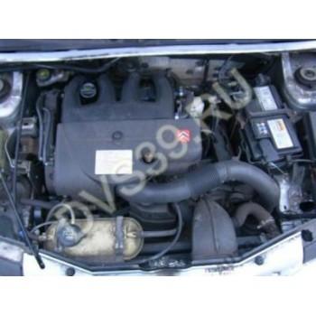 CITROEN BERLINGO 1.9d 2000r. Двигатель