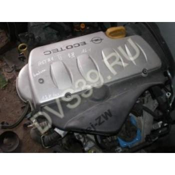ASTRA II BERTONE 99 Двигатель 1,8 16V 128tys.