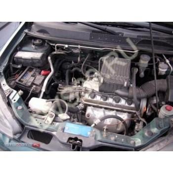 HONDA HRV Двигатель D16W1