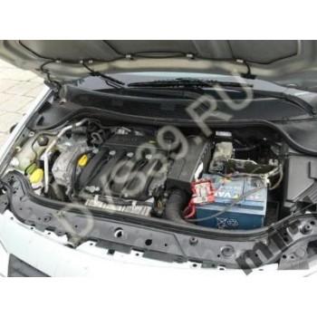 RENAULT MEGANE II CLIO Двигатель 1.4 16V 90тыс.км THALIA