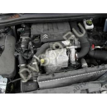 CITROEN C4 1.6 HDI 2006r. Двигатель 85.000KM
