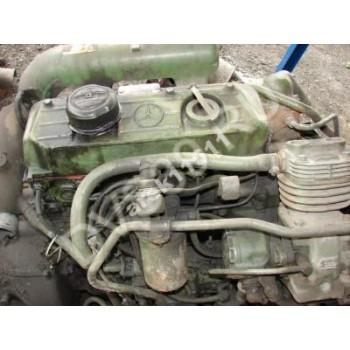 MERCEDES 709 - Двигатель