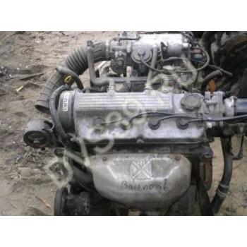 Двигатель SUZUKI BALENO 1.6 G16B
