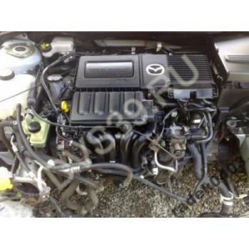 Mazda 3 1.6 Бензин Двигатель 0708r