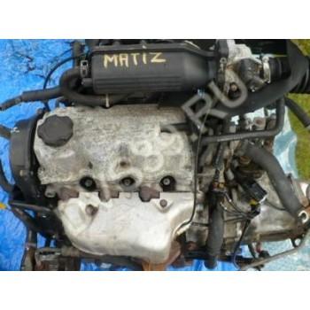 Двигатель DAEWOO MATIZ 0.8