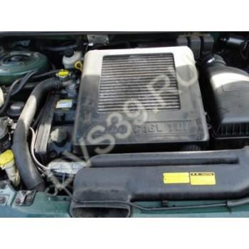 KIA CARNIVAL 2000 2,9 TDI Двигатель