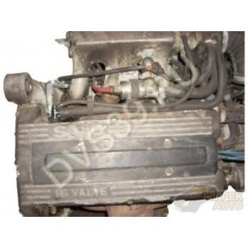 Двигатель Saab 9000 2.0 16V