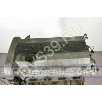 Двигатель KIA SHUMA K2BA 98 1.5 16V