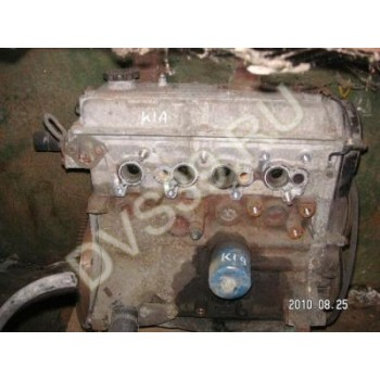Двигатель KIA PRIDE 1.3 1999Год