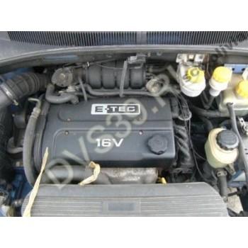 CHEVROLET TACUMA LACETTI 1.6 16V Двигатель 73.000km