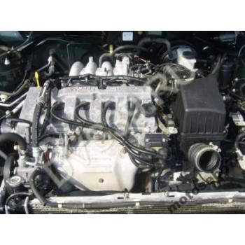 Двигатель MAZDA 626 PREMACY 1.8 16V DOHC