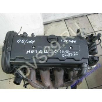 Двигатель Daewoo Leganza 2.2