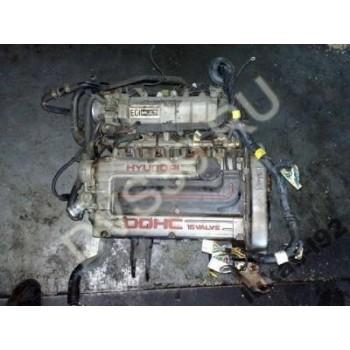 Hyundai Lantra I 1.6 DOHC Двигатель
