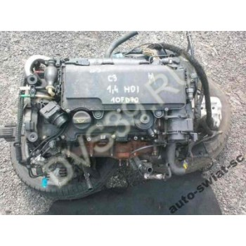 Двигатель CITROEN C2 C3 PEUGEOT 206 207 307 1.4 HDI