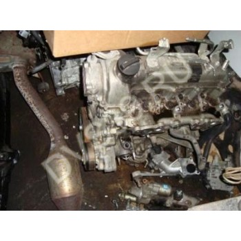 toyota yaris Двигатель 1,4 1.4 diesel d4d 2006-2010
