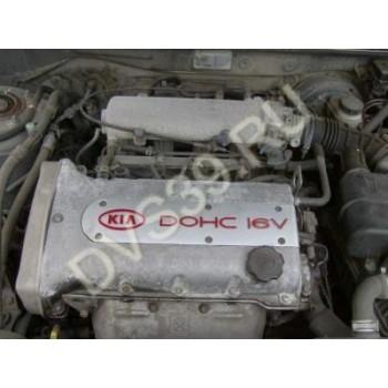 Двигатель Kia Clarus 1.8i 16V 97r 136tys.