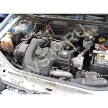 FIAT PUNTO 01R 1,9D Двигатель