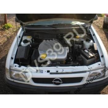 Двигатель 1.6 16V  96r OPEL ASTRA VECTRA TIGRA