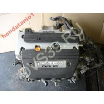 Honda Accord 2003- 2007 Двигатель 2.0