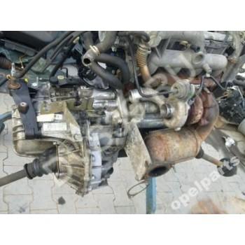 Двигатель 1.9 diesel opel vivaro trafic primaster