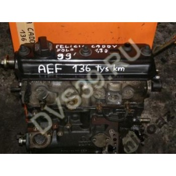 SKODA FELICIA CADDY 1.9 1,9 D AEF 99 Двигатель