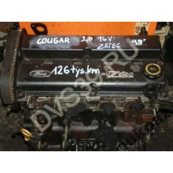 FORD COUGAR 2.0 2,0 16V 98 Двигатель