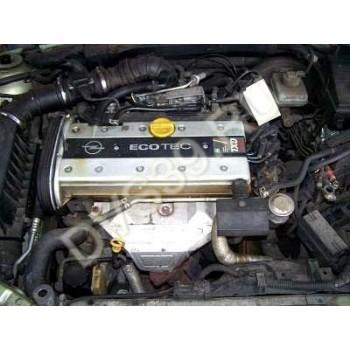 OPEL VECTRA B 1,6 16V Двигатель