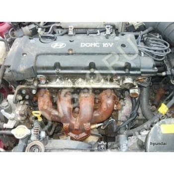 HYUNDAI COUPE 2.0 16V Двигатель