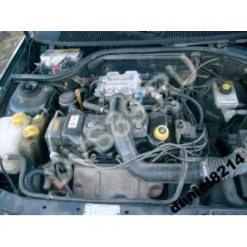 ESCORT MK7 1.4 1,4 Двигатель