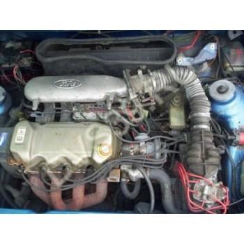 Escort Двигатель XR3