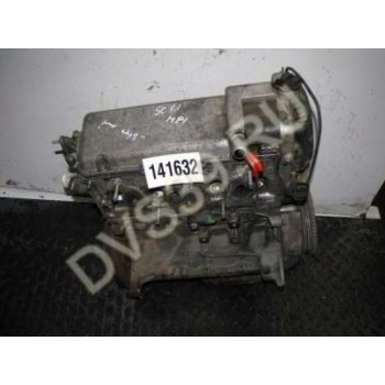 Двигатель FIAT SEICENTO 1.1 MPI 02r. 84 000 MIL