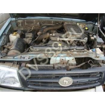 Hyundai Galloper 2,5 td Двигатель