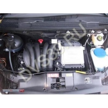 MERCEDES A KLASA W169 1.7 Бензин Двигатель